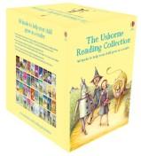 The USBORNE Reading Collection - 209 RON (812 RON) - set de 40 de carti din seria Young Reading Series One (25 carti) si Young Reading Series Two (15 carti) - recomandate copiilor incepand cu varsta de 4-5 ani. Mai multe detalii despre titluri: http://www.usbornebooksathome.co.uk/blog/1058/save-over-120-on-the-new-usborne-reading-collection.aspx
